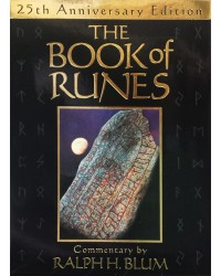 The Book of Runes 25th Anniversary Edition Set All Wicca Store Magickal Supplies Wiccan Supplies, Wicca Books, Pagan Jewelry, Altar Statues