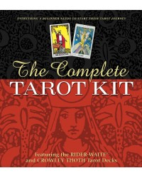 The Complete Tarot Cards Kit All Wicca Store Magickal Supplies Wiccan Supplies, Wicca Books, Pagan Jewelry, Altar Statues