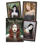 Faery Forest Oracle Cards - An Oracle of the Wild Green World