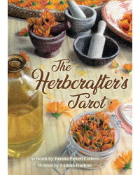 The Herbcrafter's Tarot Cards All Wicca Store Magickal Supplies Wiccan Supplies, Wicca Books, Pagan Jewelry, Altar Statues