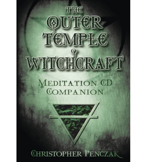 The Outer Temple of Witchcraft Meditation CD Companion at All Wicca Store Magickal Supplies, Wiccan Supplies, Wicca Books, Pagan Jewelry, Altar Statues