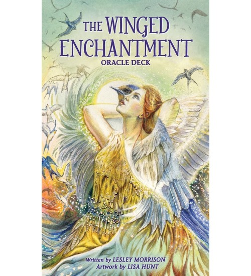 The Winged Enchantment Oracle Cards at All Wicca Store Magickal Supplies, Wiccan Supplies, Wicca Books, Pagan Jewelry, Altar Statues