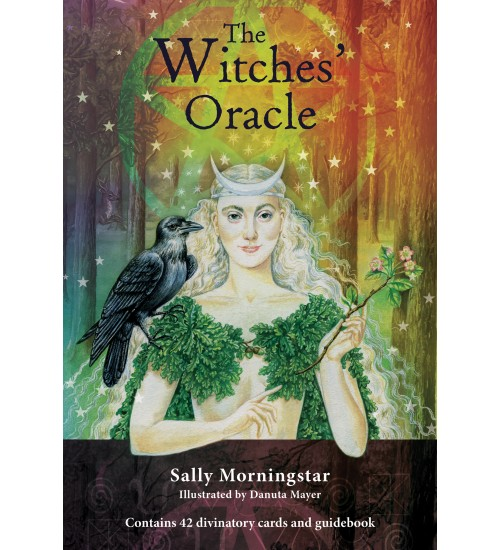 The Witches' Oracle at All Wicca Store Magickal Supplies, Wiccan Supplies, Wicca Books, Pagan Jewelry, Altar Statues