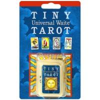 Tiny Tarot Cards Key Chain