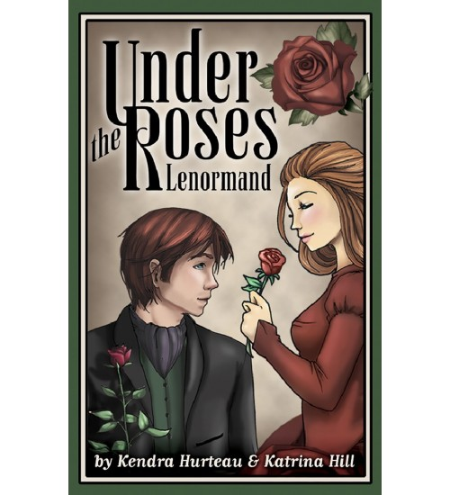 Under the Roses Lenormand Cards at All Wicca Store Magickal Supplies, Wiccan Supplies, Wicca Books, Pagan Jewelry, Altar Statues