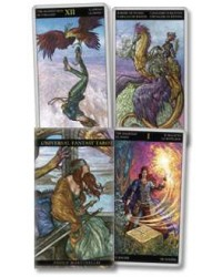 Universal Fantasy Tarot Cards All Wicca Store Magickal Supplies Wiccan Supplies, Wicca Books, Pagan Jewelry, Altar Statues