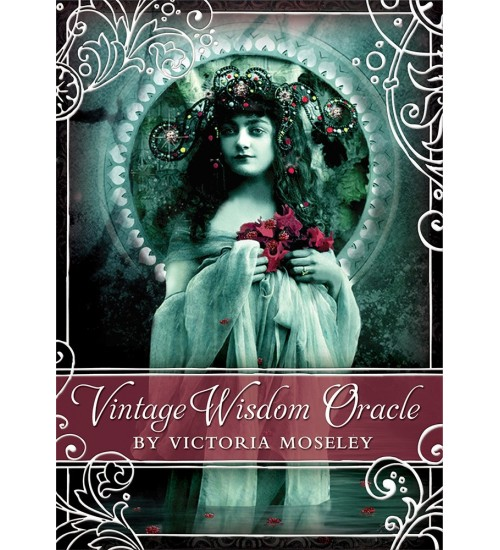 Vintage Wisdom Oracle Cards at All Wicca Store Magickal Supplies, Wiccan Supplies, Wicca Books, Pagan Jewelry, Altar Statues