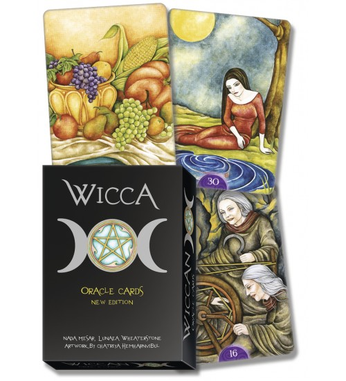 Wicca Oracle Oracle Cards at All Wicca Store Magickal Supplies, Wiccan Supplies, Wicca Books, Pagan Jewelry, Altar Statues