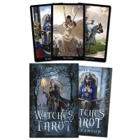 Witches Tarot Deck and Book Set
