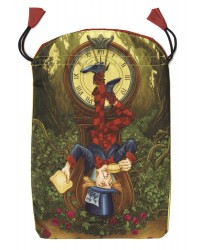Wonderland Tarot Satin Bag All Wicca Store Magickal Supplies Wiccan Supplies, Wicca Books, Pagan Jewelry, Altar Statues