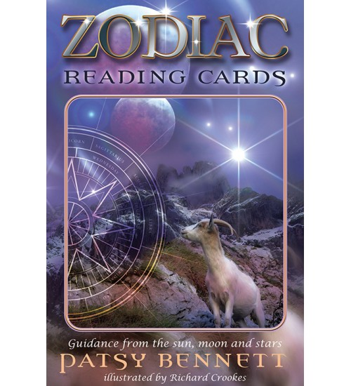 Zodiac Reading Cards at All Wicca Store Magickal Supplies, Wiccan Supplies, Wicca Books, Pagan Jewelry, Altar Statues