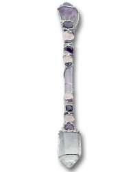 Love Large Crystal Wand for Unconditional Love
