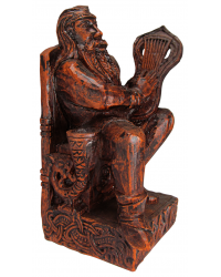 Bragi Norse God of Poetry Statue All Wicca Store Magickal Supplies Wiccan Supplies, Wicca Books, Pagan Jewelry, Altar Statues