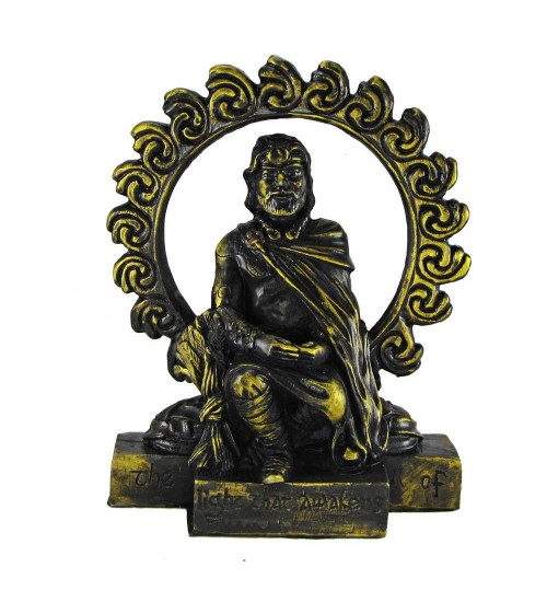 Lugh Celtic Sun God Small Statue