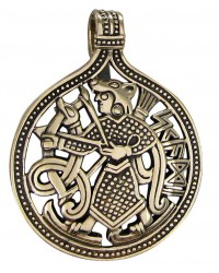 Skadi Norse Goddess Pendant All Wicca Magickal Supplies Wiccan Supplies, Wicca Books, Pagan Jewelry, Altar Statues