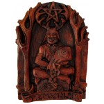 Cernunnos Horned God Celtic Small Wall Plaque