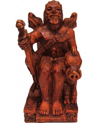 Freyr, Norse God of Fertility Seated Statue All Wicca Store Magickal Supplies Wiccan Supplies, Wicca Books, Pagan Jewelry, Altar Statues
