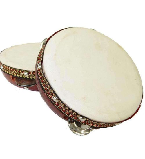 Tambourine Drum 6 Inches at All Wicca, Wiccan Altar Supplies, All Wicca Books, Pagan Jewelry, Wiccan Statues