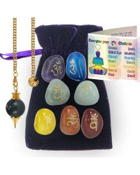 Chakra Energizing Kit All Wicca Store Magickal Supplies Wiccan Supplies, Wicca Books, Pagan Jewelry, Altar Statues