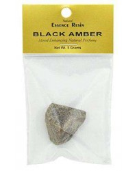 Black Amber Resin Incense All Wicca Store Magickal Supplies Wiccan Supplies, Wicca Books, Pagan Jewelry, Altar Statues