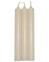 Ivory Mini Taper Spell Candles All Wicca Store Magickal Supplies Wiccan Supplies, Wicca Books, Pagan Jewelry, Altar Statues