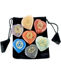7 Heart Chakra Gem Stones in Velvet Pouch All Wicca Store Magickal Supplies Wiccan Supplies, Wicca Books, Pagan Jewelry, Altar Statues