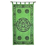 Greenman Curtain
