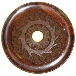 Wood Carved Vines Incense Burner All Wicca Wiccan Altar Supplies, All Wicca Books, Pagan Jewelry, Wiccan Statues