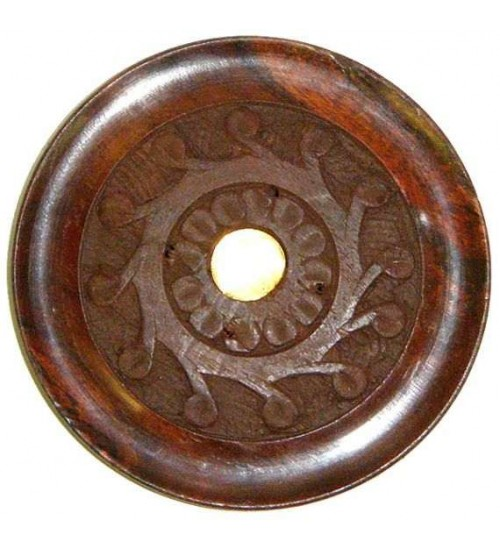 Wood Carved Vines Incense Burner at All Wicca Magickal Supplies, Wiccan Supplies, Wicca Books, Pagan Jewelry, Altar Statues