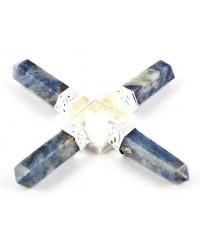 Sodalite Crystal Energy Generator All Wicca Magickal Supplies Wiccan Supplies, Wicca Books, Pagan Jewelry, Altar Statues
