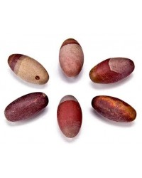Shiva Lingam Stone - Set of 6 1 Inch Sacred Stones All Wicca Store Magickal Supplies Wiccan Supplies, Wicca Books, Pagan Jewelry, Altar Statues