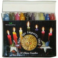 Spell Candle Assortment Box of 20 Colors