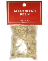 Sacred Altar Blend Resin Incense All Wicca Store Magickal Supplies Wiccan Supplies, Wicca Books, Pagan Jewelry, Altar Statues