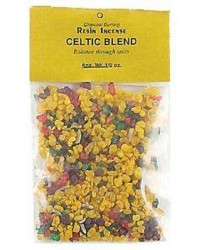 Celtic Blend Resin Incense All Wicca Store Magickal Supplies Wiccan Supplies, Wicca Books, Pagan Jewelry, Altar Statues