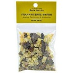 Frankincense and Myrrh Resin Incense Blend