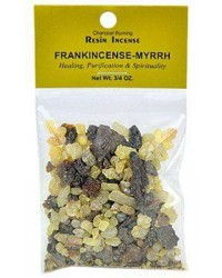 Frankincense and Myrrh Resin Incense Blend All Wicca Store Magickal Supplies Wiccan Supplies, Wicca Books, Pagan Jewelry, Altar Statues