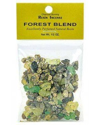 Forest Blend Resin Incense All Wicca Store Magickal Supplies Wiccan Supplies, Wicca Books, Pagan Jewelry, Altar Statues