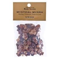 Mystical Myrrh Resin Incense