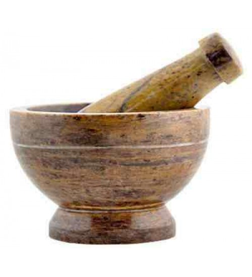 Soapstone Mortar & Pestle Set at All Wicca Magickal Supplies, Wiccan Supplies, Wicca Books, Pagan Jewelry, Altar Statues