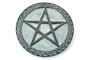 Pentacles and Altar Patens All Wicca Wiccan Altar Supplies, All Wicca Books, Pagan Jewelry, Wiccan Statues
