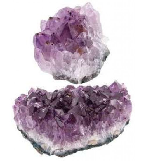 Amethyst Natural Crystal Druzy Chunk at All Wicca Store Magickal Supplies, Wiccan Supplies, Wicca Books, Pagan Jewelry, Altar Statues