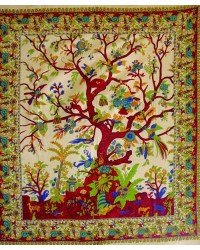 Tree of Life Double Tapestry All Wicca Store Magickal Supplies Wiccan Supplies, Wicca Books, Pagan Jewelry, Altar Statues