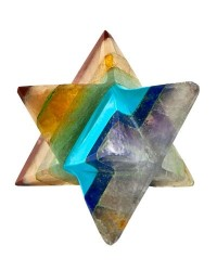 7 Chakra Merkaba Gemstone Star All Wicca Store Magickal Supplies Wiccan Supplies, Wicca Books, Pagan Jewelry, Altar Statues