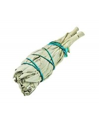White Sage Smudge Stick - Mini Smudge All Wicca Store Magickal Supplies Wiccan Supplies, Wicca Books, Pagan Jewelry, Altar Statues