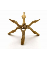Wood Cobra Stand - 10 Inches All Wicca Store Magickal Supplies Wiccan Supplies, Wicca Books, Pagan Jewelry, Altar Statues