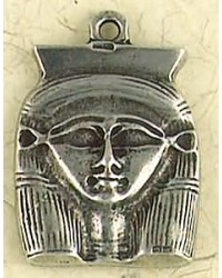Hathor Pewter Necklace
