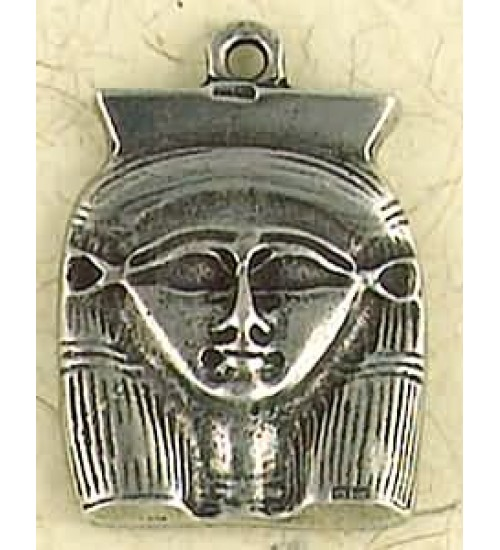 Hathor Pewter Necklace at All Wicca Store Magickal Supplies, Wiccan Supplies, Wicca Books, Pagan Jewelry, Altar Statues