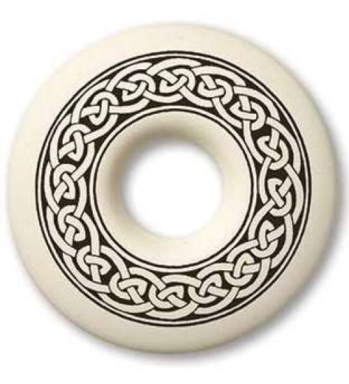 Celtic Knotwork Annulus Porcelain Necklace at All Wicca Store Magickal Supplies, Wiccan Supplies, Wicca Books, Pagan Jewelry, Altar Statues