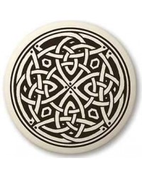 Celtic Spiritual Journey Porcelain Round Necklace All Wicca Magickal Supplies Wiccan Supplies, Wicca Books, Pagan Jewelry, Altar Statues