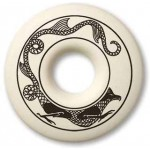 Dragon Annulus Porcelain Necklace